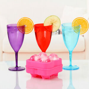 Ice Ball Cube Maker Sphere Mold Round Jelly Mould For Cocktail Whiskey DIY Mould
