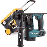 Makita DHR171 18V SDS+ Brushless Hammer With 24'' Tool Box Chest on Wheels