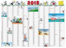 Jahresplaner 'Maus' 2018  3560