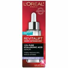 L'Oreal Revitalift Derm Intensives 1.5% Pure Hyaluronic Acid Serum Fragrance Fre