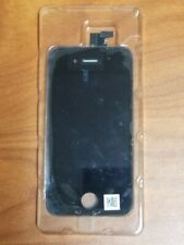 Black iPhone 4 CDMA LCD Display Touch Screen Digitizer Glass for Verizon Sprint
