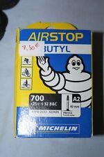 Chambre a air Velo MICHELIN BUTYL A2 700x25-32 Presta