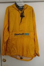 VTG Reebok windbreaker With Pouch Pocket 1990's mens large