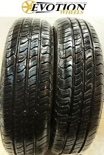1557013 ARROWSPEED 155 70 13 75T CP661 Used Part Worn 6.5mm x 2 Tyres