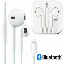 For iPhone XR XS Max X 8 7 Plus Wired Bluetooth Earphones Headphones Earbud New