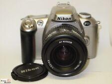 Nikon Caméra Réflex F55 + Objectif Nikkor Af 35-70/3,3 -4, 5 Macro Lentille ( Kb