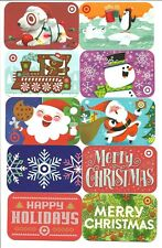 Lot /10 Target Spot Penguin Snowman Christmas Gift Cards No $ Value Collectible