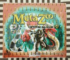 lN HAND MetaZoo Cryptid Nation 1st Edition Booster Box 36 Packs NEW SEALED