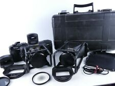 FUJI GX617 6X17 PANORAMIC 120 FILM MEDIUM FORMAT  CAMERA 105mm + 180MM OUTFIT