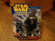 2004 HASBRO / PLAYSKOOL--STAR WARS JEDI FORCE--DARTH VADER FIGURE (NEW)