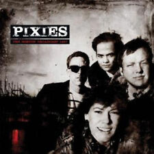 PIXIES THE BOSTON BROADCAST 1987 NEW SEALED CLEAR VINYL LP RECORD FREE UK POST