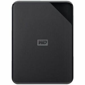 WD Elements SE 1TB USB3.0 Portable Hard Drive