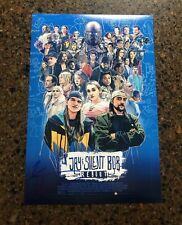 "Jay and Silent Bob Reboot Poster 48x32/"" 40x27/"" 36x24/"" 2019 Movie Film Print Silk"