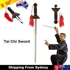 1x Adjustable Chinese Kung Fu Arts Tai Chi Retractable Magic Performance Sword