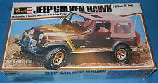 Revell Jeep Golden Hawk-Vintage 1980 USA-1/16 Scale Kit-FS- Model Car Swap Meet