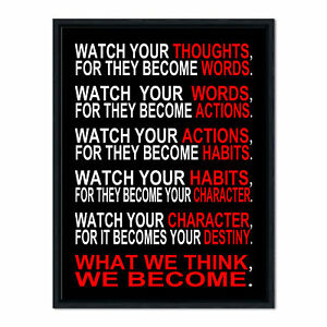 Canvas Print Wall Art Paintings Pictures Photo Home Decor Poster Quotes Framed
