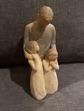 "Wonderful Willow Tree Susan Lordi Demdaco Figurine ""My Girls"""