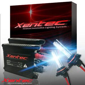 Xentec Xenon Light HID Kit H7 8000K Headlight Low Bulb VS LED 30000 Lumens 35W