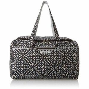 Ju-Ju-Be - Super Star Platinum Petals Large Diaper/Duffel Travel Bag (New)