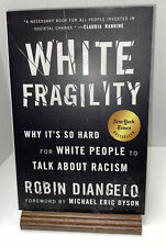WHITE FRAGILITY: Why It's Hard for White People by Robin DiAngelo NEW PAPERBACK