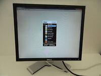 "Dell 1908FP UltraSharp 19"" LCD Monitor 4-Port USB Hub DVI VGA UW042 FP182 DY296"