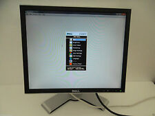 "Dell 1908FP UltraSharp 19"" LCD Monitor w/4-Port USB Hub 1280x1024 DVI VGA 12V DC"