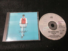 Painted Word Lovelife EU CD in 1989 Alan McCusker - Thompson C86 Indie