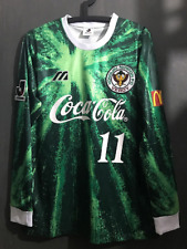 vintage soccer jersey 1993 Kawasaki Verdy long sleeve home jersey J league