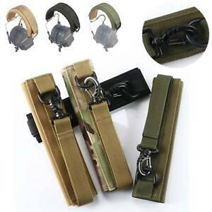 Waterproof Tactical Molle Modular Headband Earphone Headset Cover Protector