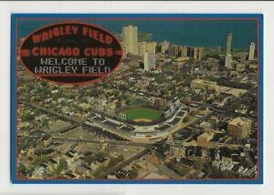 Wrigley Field postcard / Windy City Portraits