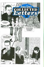 Dave Sim Collected Letters Volume 2 GN Cerebus Gary Groth New OOP VF