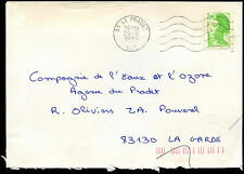 France 1985 Commercial Cover #C37997