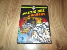 DVD - BESTIE DES GRAUENS - Science Fiction Klassiker - neu