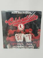 1982 Busch Beer Celebration 1982 World Champs St. Louis Cardinals KMOX Record