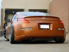 Tarmac Sportz Nissan 350Z G35 Style Rear Spats / Rear lip add on