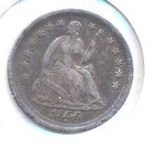1856 Half Dime VF++ 55016 (Sharp details & no damage)
