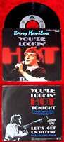 Single Barry Manilow: You´re Lookin´(Arista 105 684-100) D 1983