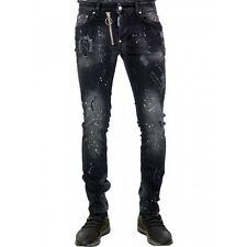 DSQUARED 2 Jeans da Uomo Nuovo Di Zecca Taglia 44