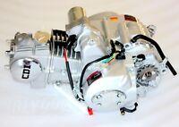 BT 125cc 3+1 Semi Auto & Reverse Engine Motor PIT QUAD DIRT BIKE ATV DUNE BUGGY