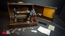 Vintage SINGER Machine à Coudre ED192660 Excellent État