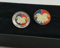 NEW IN BOX US Army Reserve Welcome Home Warrior Citizen Pin Set