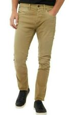 Jack and Jones Mens Luke Echo Jos 999 Anti-Fit Jeans Cornstalk W30 L32 New