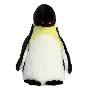 "Aurora Medium Stuffed Animal 13"" Emperor Penguin Item # 50296 NWT"