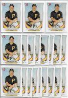 2014 Bowman Draft Jameson Taillon (20) Card Bulk Paper Lot Yankees #TP-5