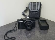 Canon PowerShot SX610 HS 20.2MP Wifi Digital Camera 18x Optical Zoom with Case