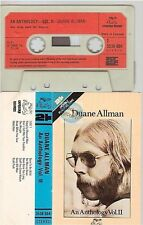 DUANE ALLMAN cassette K7 tape AN ANTHOLOGY vol 2 double playing time 3538 004