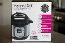 Instant Pot Duo Plus Mini, 9-in-1 programmable multi-cooker