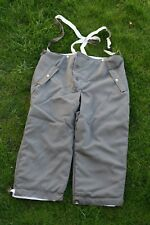 WW2 German Grey Waffen Winter Parka Trousers European made MADE IN GERMANY M