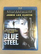 Blu ray Blue steel Jamie Lee Curtis