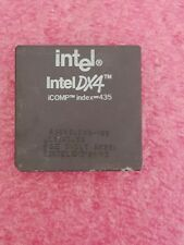 Intel A80486DX4-100 80486   32-Bit Microprocessor 100MHz  STEP CODE: SK051